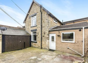 Thumbnail 2 bed terraced house to rent in Dale Terrace, Roddymoor, Crook