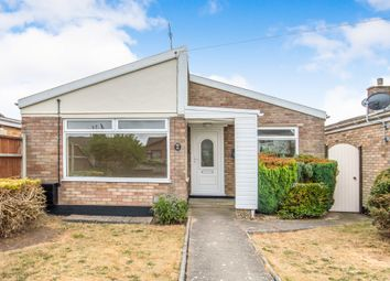 Thumbnail 2 bed detached bungalow for sale in Rock Road, Lowestoft