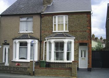 Thumbnail 3 bed terraced house to rent in Oaklands Road, Bexleyheath