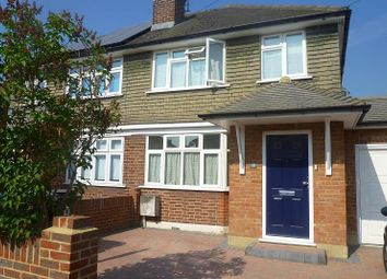Thumbnail 3 bedroom semi-detached house to rent in Shackleford Road, Woking