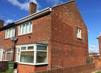 Thumbnail 2 bed terraced house for sale in Fieldway, Jarrow, Tyne And Wear
