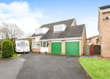 Thumbnail 4 bed detached house for sale in Lilac Close, Droitwich