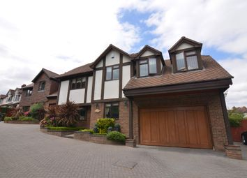 Thumbnail 4 bed link-detached house for sale in Lordswood Close, Bexley