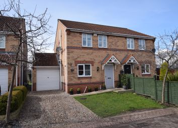 Thumbnail 3 bed semi-detached house for sale in Queens Park, New Edlington, Doncaster, S Yorkshire