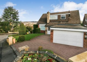 Thumbnail 4 bed detached house for sale in Shetland Road, Dronfield, Derbyshire