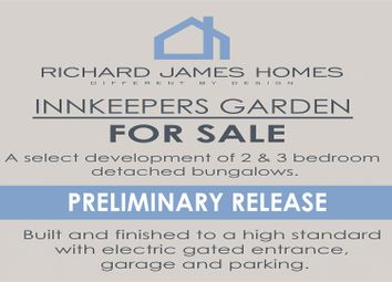 Thumbnail  Detached bungalow for sale in Innkeepers Garden, Cranswick, Driffield