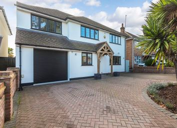 Thumbnail 4 bed detached house for sale in Parkwood Road, Bexley
