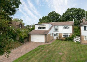 Thumbnail 4 bed detached house for sale in Kingscote Hill, Gossops Green, Crawley, West Sussex