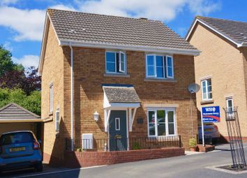 Thumbnail 3 bed detached house for sale in Winkleigh, Devon