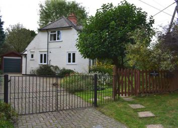 Thumbnail 2 bed detached house for sale in Parsonage Lane, Hungerford