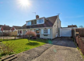Thumbnail 4 bed semi-detached house for sale in Farndale Road, Weston-Super-Mare