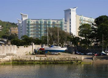 Thumbnail 2 bed flat for sale in Ayton Drive, Portland, Dorset