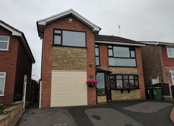 Thumbnail 4 bed detached house for sale in Shakespeare Drive, Kidderminster