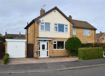 Thumbnail 3 bed semi-detached house for sale in Avondale Road, Barlestone, Nuneaton