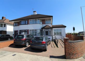Thumbnail 4 bed semi-detached house for sale in 2 Cavendish Avenue, Ruislip, Middlesex