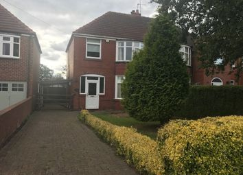 Thumbnail 3 bed semi-detached house to rent in Osbert Road, Broom, Rotherham