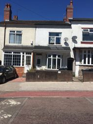 Thumbnail 3 bed terraced house for sale in Heather Road, Birmingham