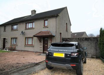 Thumbnail 2 bed semi-detached house for sale in Keilarsbrae, Sauchie, Alloa