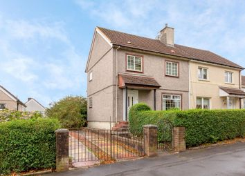 Thumbnail 3 bed semi-detached house for sale in 36 Woodhill Road, Balornock