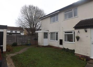 Thumbnail 2 bedroom end terrace house for sale in Cleveland, Bradville, Milton Keynes, Buckinghamshire