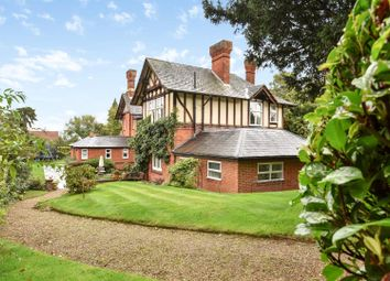 Thumbnail 3 bed flat for sale in Ivor Close, Guildford