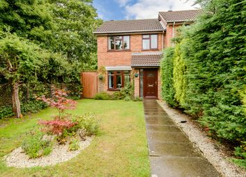 Thumbnail 3 bed end terrace house for sale in Wedgewood Close, Holbury, Southampton