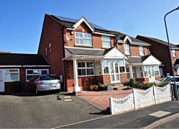Thumbnail 5 bed semi-detached house for sale in Arthur Harris Close, Smethwick
