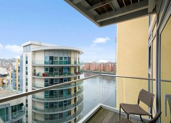 Thumbnail 1 bed flat to rent in Altura Tower, Bridges Wharf