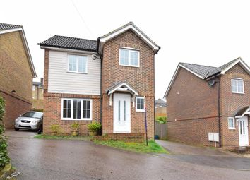Thumbnail 3 bed detached house for sale in Betteridge Close, Walderslade, Chatham, Kent