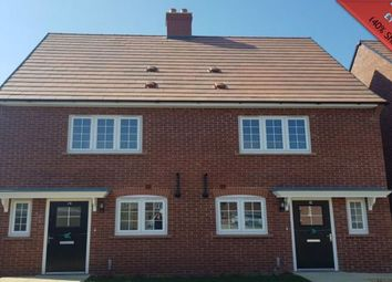 Thumbnail 2 bed semi-detached house for sale in Hansons Reach, Milton Crescent, Stewartby