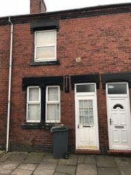 Thumbnail 2 bedroom terraced house for sale in Hillary Street, Stoke On Trent
