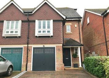 Thumbnail 3 bed semi-detached house for sale in Poplar Close, Epsom