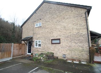 Thumbnail 1 bed terraced house for sale in Pagette Way, Badgers Dene, Grays