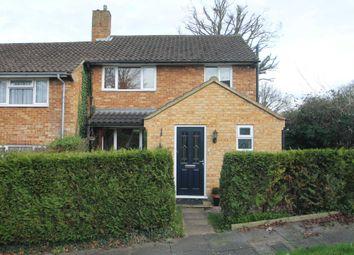Thumbnail 3 bed end terrace house for sale in Jocketts Road, Hemel Hempstead