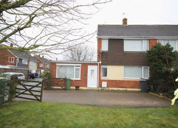 Thumbnail 3 bed semi-detached house for sale in High Street, Wheaton Aston, Stafford