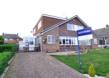 Thumbnail 3 bed semi-detached bungalow for sale in Woodside Grove, Allerton Bywater, Castleford