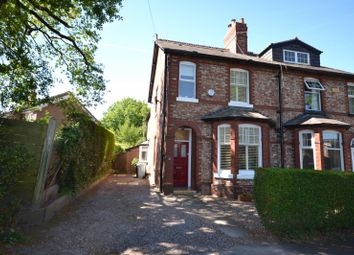 Thumbnail 3 bed semi-detached house for sale in Stanley Terrace, Knutsford Road, Alderley Edge