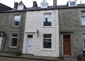 Thumbnail 3 bed terraced house for sale in Tunstead Mill Terrace, Stacksteads, Bacup, Lancashire