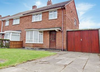 Thumbnail 3 bed semi-detached house for sale in Peveril Crescent, Sawley, Sawley