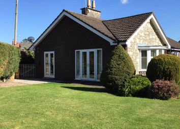 Thumbnail 3 bed bungalow for sale in Guilsfield, Welshpool, Powys
