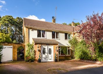 Thumbnail 4 bed detached house for sale in Beswick Gardens, Bracknell