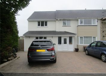 Thumbnail 4 bed semi-detached house for sale in Lockemor Road, Whitchurch, Bristol