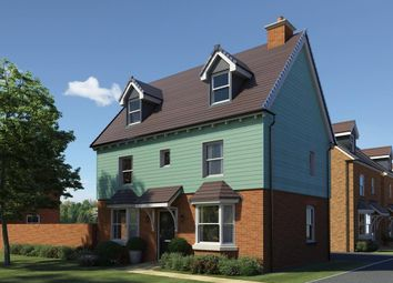 """Thumbnail 4 bed detached house for sale in """"Hertford"""" at St. Lukes Road, Doseley, Telford"""