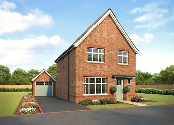 "Thumbnail 3 bed detached house for sale in ""Warwick"" at Woodborough Road, Winscombe"
