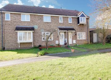 Thumbnail 3 bed terraced house for sale in Meadowsweet, Eaton Ford, St. Neots