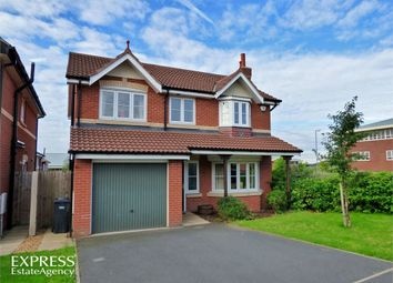 Thumbnail 4 bed detached house for sale in Higherbrook Close, Horwich, Bolton, Lancashire