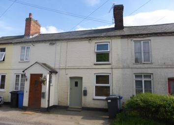 Thumbnail 2 bedroom terraced house for sale in Bells Lane, Glemsford, Sudbury