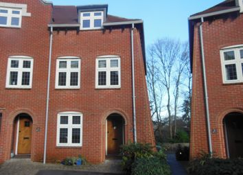 Thumbnail 4 bed end terrace house to rent in Highcroft Road, Winchester