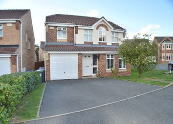 Thumbnail 4 bed detached house for sale in Hill Bank Close, Stalybridge