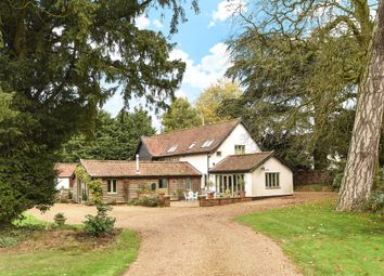 Thumbnail 5 bed barn conversion for sale in Whinburgh Road, Yaxham, Dereham